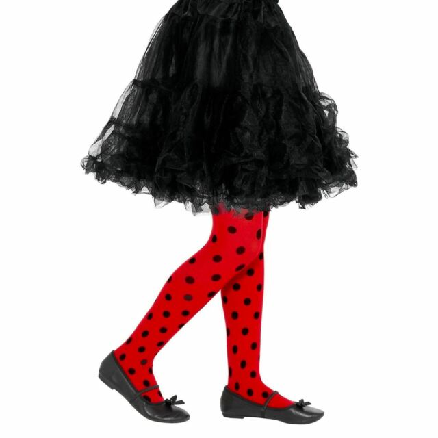 Girls Ladybird Top and Red Leggings