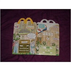 McDonalds happy meal empty box 2014 Enid Blyton Secret seven used uk - <span itemprop=availableAtOrFrom>Sheffield, United Kingdom</span> - McDonalds happy meal empty box 2014 Enid Blyton Secret seven used uk - Sheffield, United Kingdom