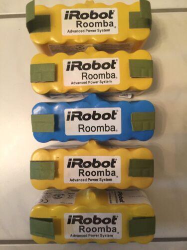 5er Set iRobot Roomba Akku
