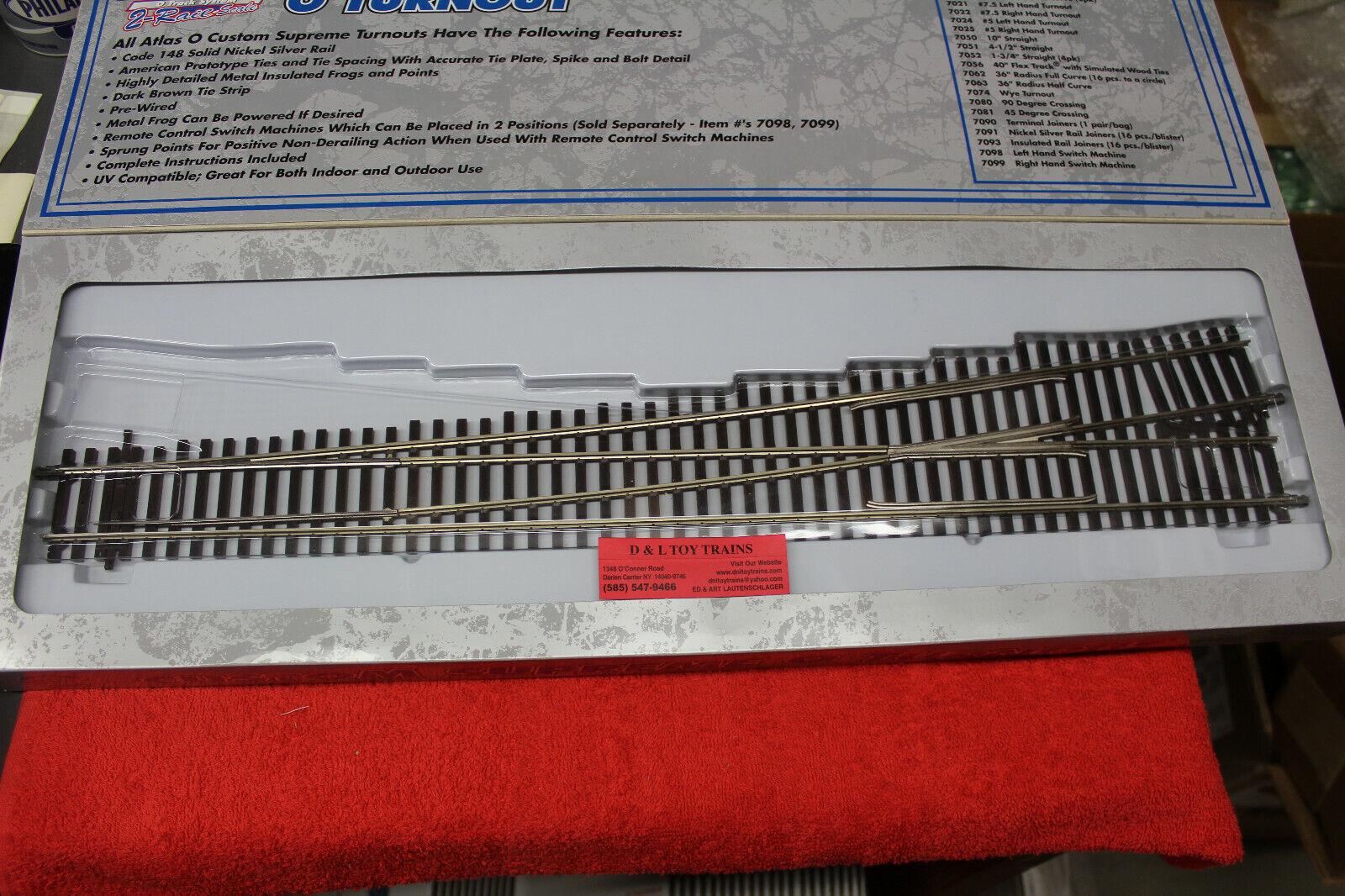7021   7.5 cambio sencillo desviado a la izquierda 2 Cocheril Nuevo