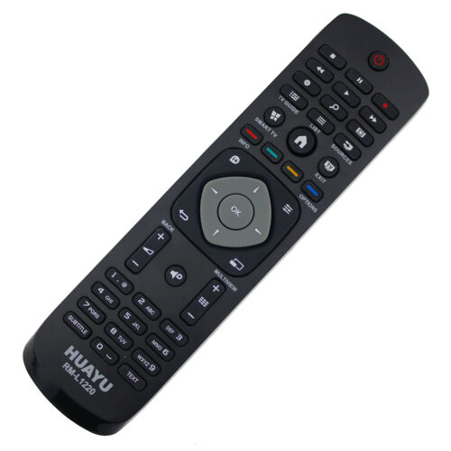 Ersatz Fernbedienung Philips LED 3D TV 40PFS6609//12 40PFS6719//12 55PFK6609//12