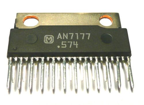AN7177 - Ampli BF 2x18W                                                 CJAN7177