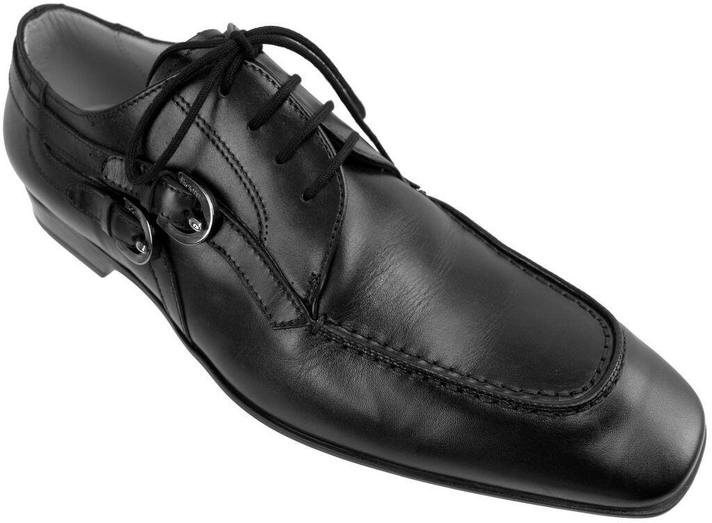 CESARE PACIOTTI SUPPLE CALF SKIN OXFORDS US 8 scarpe