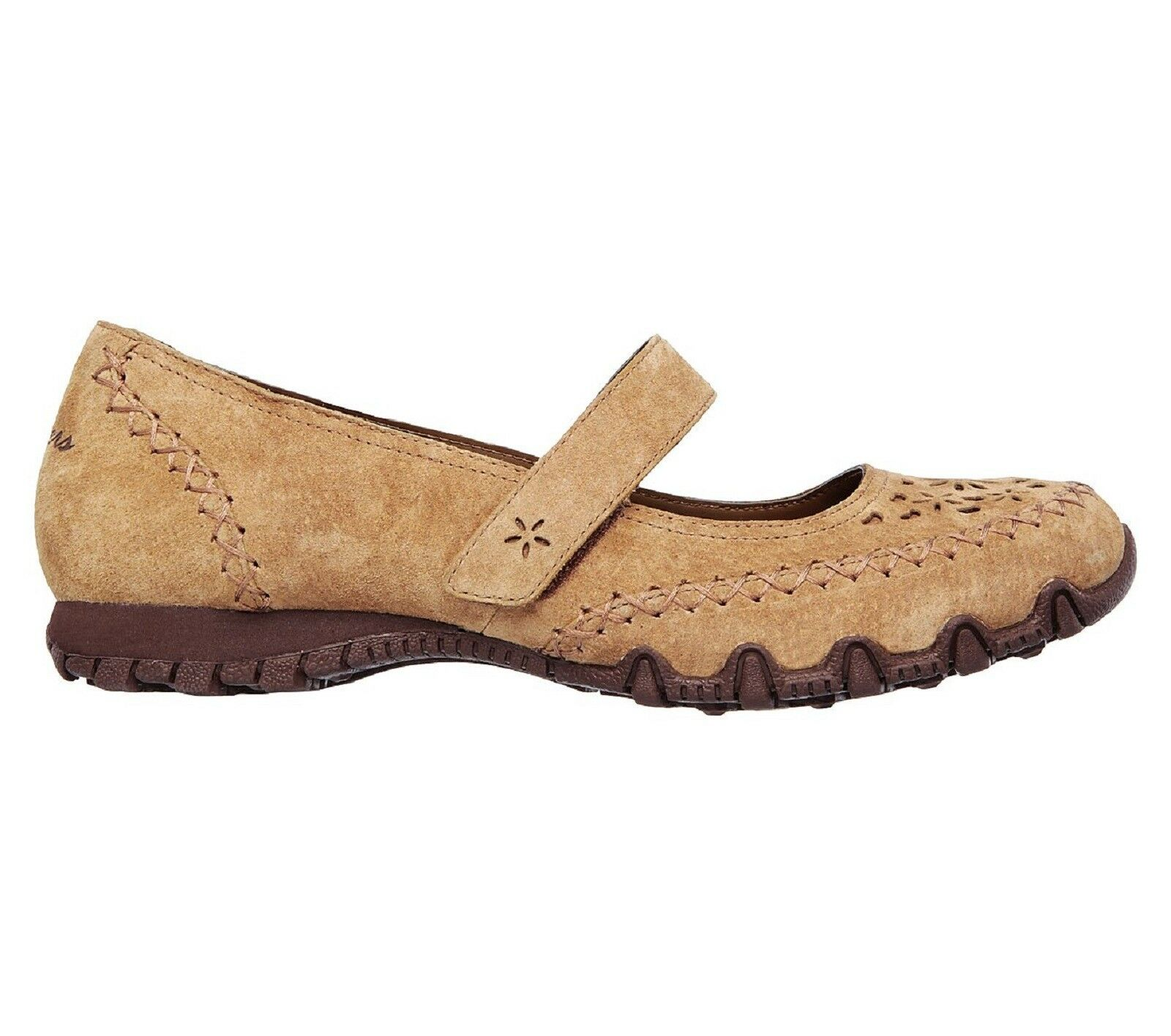 SKECHERS Relaxed Fit  'INVOLVED' Ladies Mary Jane Chestnut  Sz. 8.5 M  NIB