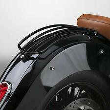 Black Solo Fender Rack for 2015-17 Indian Scout by National Cycle (P9500-002)