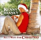 All I Want for Christmas Is a Real Good Tan Kenny Chesney 2003 CD 8884
