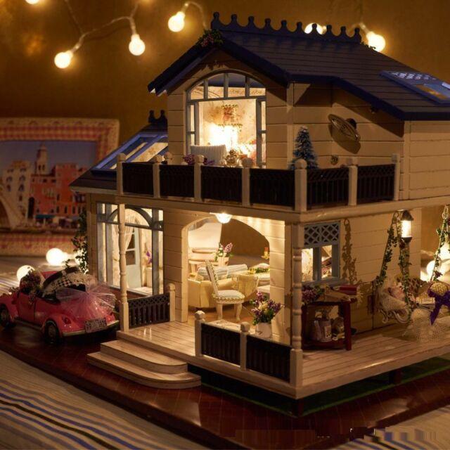 À faire soi-même Charrette Miniature en Bois Maison De Poupées MON LOCAL book store 2019