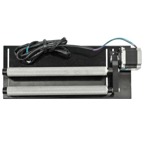 CO2 Laser Cylinder RotaryAttachmentF//LaserEngraver CutterEngravingMachine