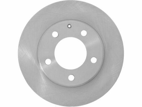 For 2001-2003 Mazda Protege Brake Rotor Front API 36489TF 2002 2.0L 4 Cyl ES