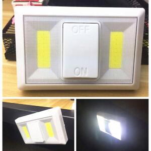 Wireless Cob Led Light Switch Super Bright Switch Night