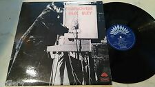 PAUL BLEY Improvisie FEAT.ANNETTE PEACOCK  *ORIGINAL FRENCH LP*