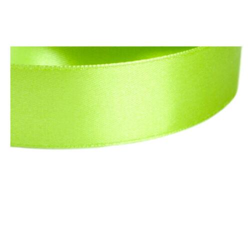 Farben 2,5cm Oster-Dekoration 0,64 Euro//Meter Geschenkband// Stoffband 5M versch