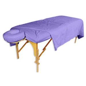 2 SET SALE - DLX FLANNEL SHEET SET for MASSAGE TABLE *FREE SHIP | eBay