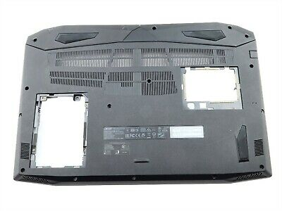 MAXROB Replacement Base Cover for Acer Nitro 5 AN515-51 Laptop Black LCD Back Cover 60.Q2SN2.002