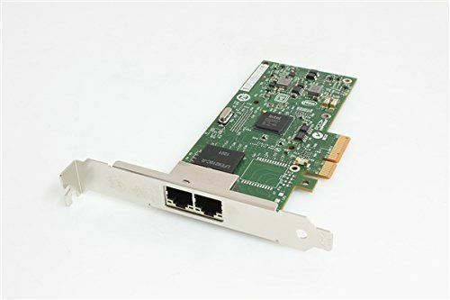 49Y4232-IBM Intel I340-T2 TWO(2) Port One Gb Ethernet Network Adapter Card