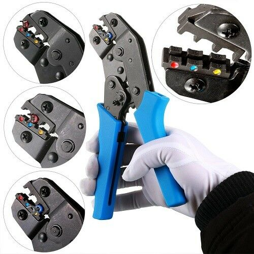 B1 Die for Non-Insulated Terminal AWG 6//4 DIN 16//25 mm2 TGR Crimping Tool Die