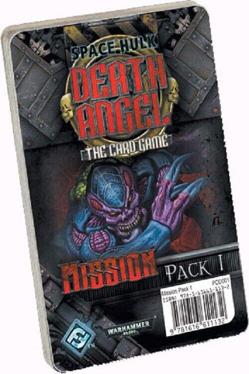Ángel de la muerte Juego de Cartas misión Pack 1 nuevo Fantasy Flight Games
