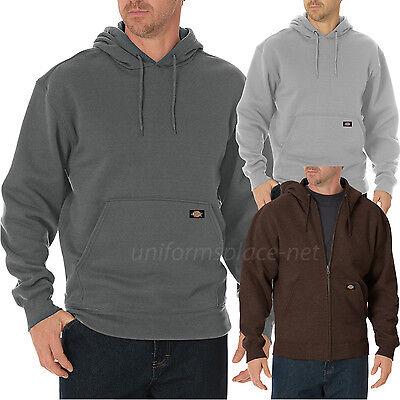 Dickies Sweatshirt Mens Fleece Hoodie Sweatshirts Heavy Weight Hooded Sweater   eBay