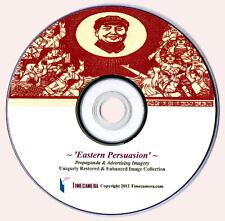 Hi-res carteles de propaganda y más imágenes Vintage Restaurada-DVD-hacen grandes impresiones