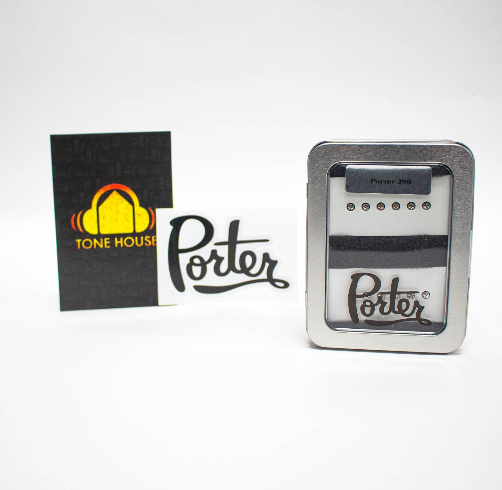 Porter Pickups J90 Jazzmaster Modern Wind Set for Electric Guitar