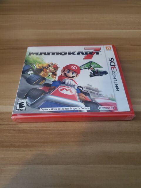 Mario Kart 7 - brand new sealed