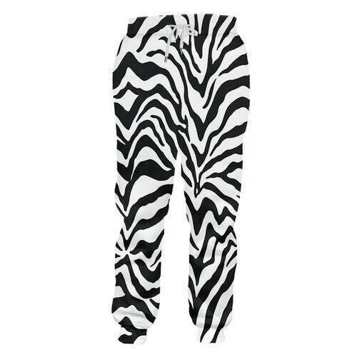 3D Print Casual trousers Men Women Sweatpants Jogging Pants Loose Leopard Zebra