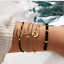 6Pcs-Set-Fashion-Women-Boho-Shell-Airplane-Beaded-Map-Bracelet-Bangle-Jewelry thumbnail 8
