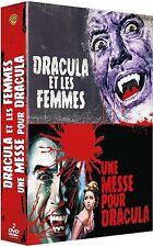 """DVD """"Dracula et les femmes + Une messe pour Dracula """"- NEUF SOUS BLISTER"""