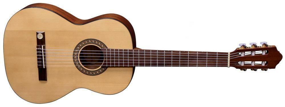 GEWA Konzertgitarre Pro Arte GC 100 II, 7 8 Größe - inkl. GigBag NEU