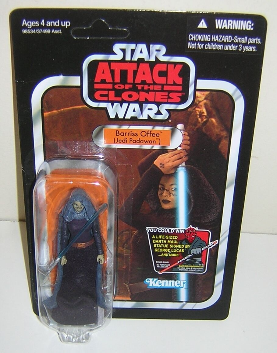 Star Wars Vintage Collection VC51 Barriss Offee Unpunched Unpunched Unpunched  7c838c