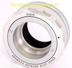 Leitz-OTZFO-16464K-Universal-Objektiv-Focusing-Mount-for-Leica-Visoflex-IIa-III