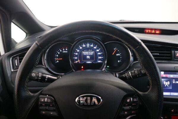 Kia Ceed 1,6 CRDi 136 GT-Line Limited SW billede 7
