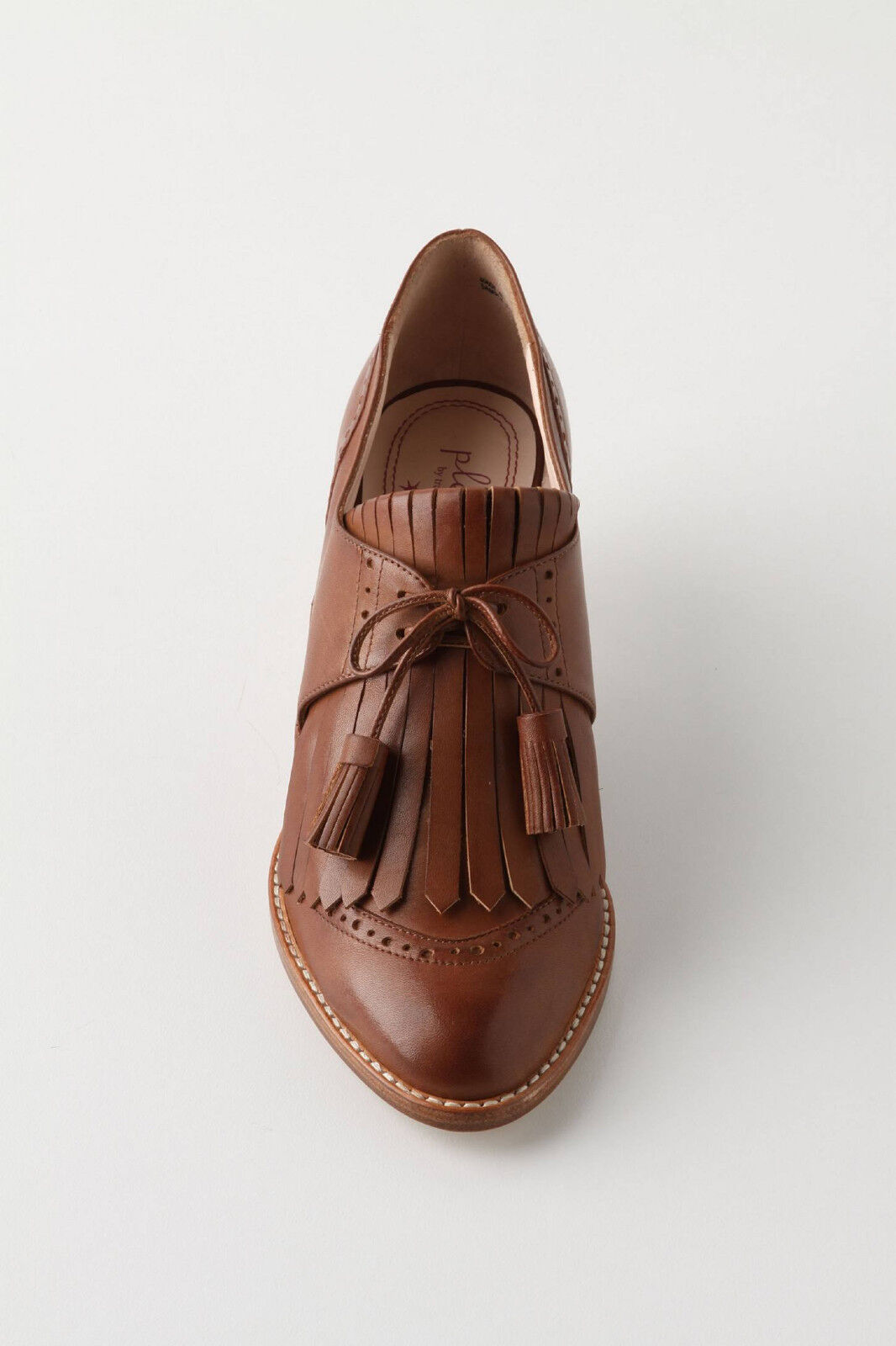 Anthropologie Fortnight Oxfords High Heels Pumps Leder Schuhes By By By Tracy Reese 36 d90376