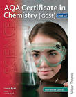 AQA Certificate in Chemistry (IGCSE) Level 1/2 Revision Guide by Lawrie Ryan (Paperback, 2013)
