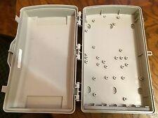 Outdoor Weatherproof Waterproof Enclosure Cable Drop Box WiFi Camera 13x9x3