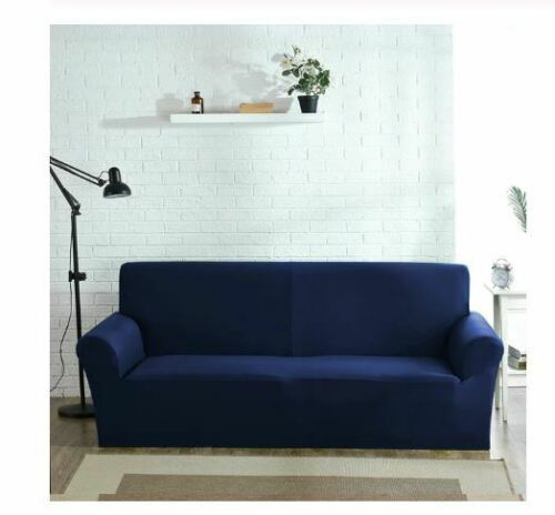 Cover For Sofa Elastic Couch Slipcover Cotton Furniture Armchair Modern Living