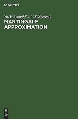 Martingale Approximation (1997, Hardcover)