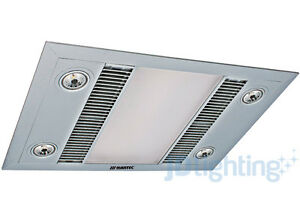 Image Is Loading MARTEC LINEAR SILVER LED 3 IN 1 BATHROOM