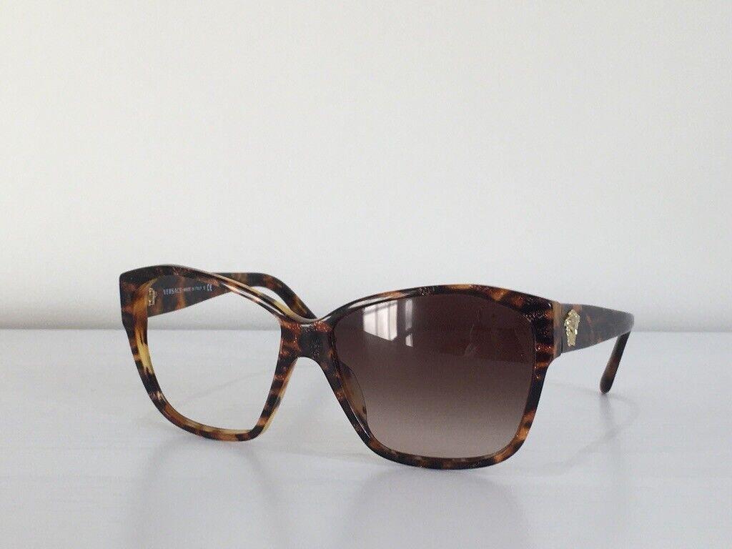110 Versace MOD 4277 5115/13 Rectangle Havana Gold Sunglasses Frame 60*15*140