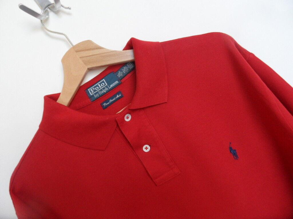 Mens Ralph Lauren Polo Shirt Größe XL Original    PS99  | Perfekte Verarbeitung  | Adoptieren  | Ausgewählte Materialien