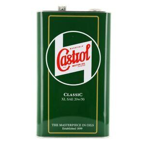 5-Litres-Huile-Castrol-Classic-20w50