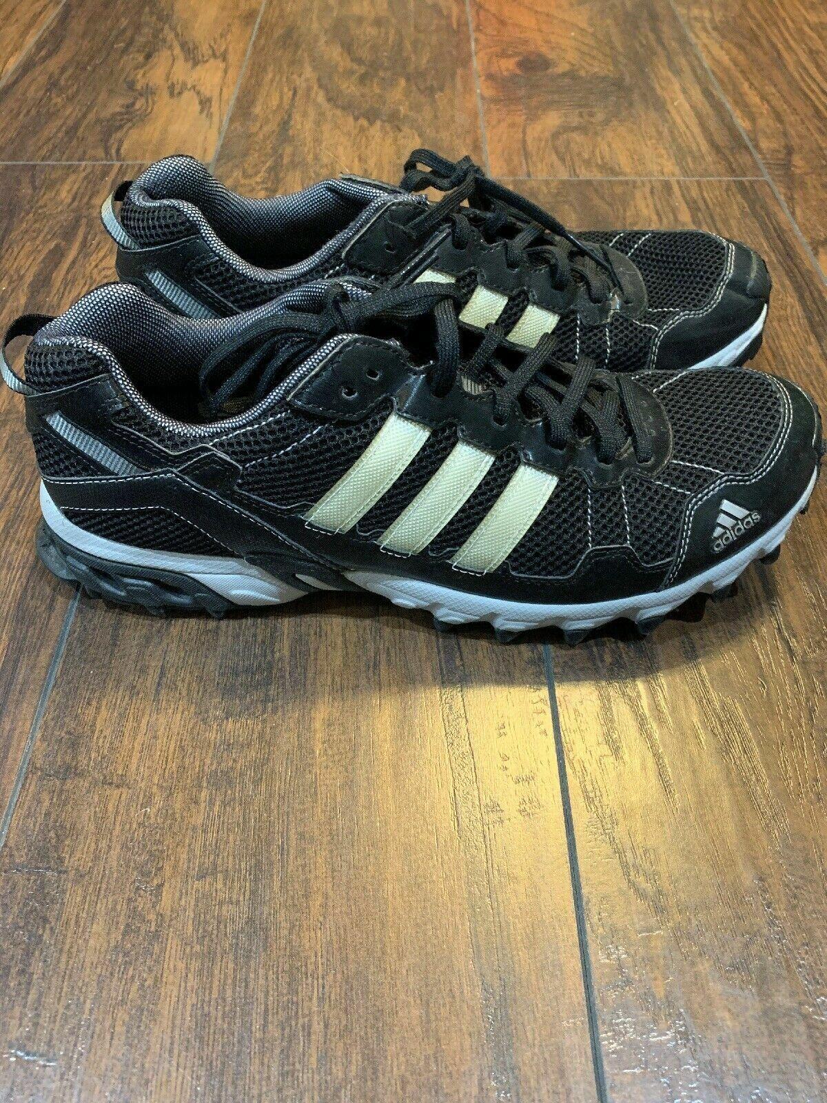 Size 12.5 - adidas Ascent Trail Black