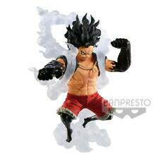 LUFFY RUFY RUBBER MANGA BANPRESTO #1 ONE PIECE FIGURE KING OF ARTIST MONKEY D