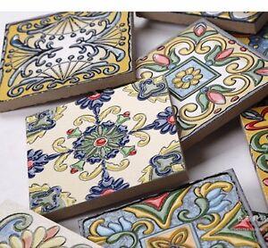 1-Random-colorful-Wall-Ceramic-Mediterranean-Tile-Monaco-design-Cafe-Decor-98mm