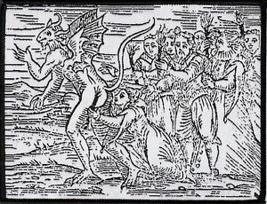 Osculum-Infame-Satan-Occult-Pagan-Witch-Goat-The-Devil-Demon-Witchcraft-Woodcut