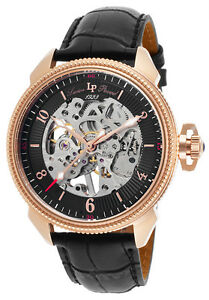 Lucien-Piccard-Trevi-Mechanical-Mens-Watch-LP-40052M-RG-01