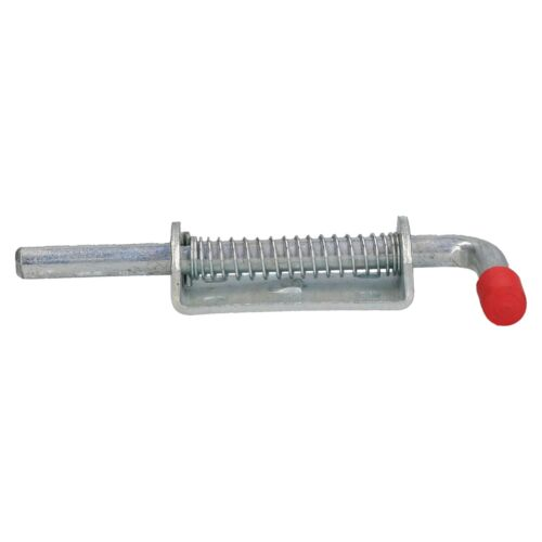 Horse Box 10mm Spring Loaded Shoot Bolt//Slide Catch//Barrel Lock for Trailers