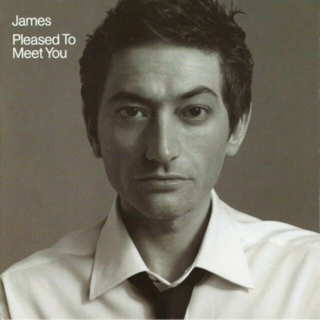JAMES pleased to meet you (CD album, special edition, enhanced) alternative rock