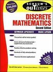 Schaum's Outline of Discrete Mathematics by Seymour Lipschutz, Marc Lipson (Paperback, 1997)