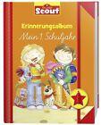 Scout Erinnerungsalbum Mein 1. Schuljahr (2013, Gebundene Ausgabe)